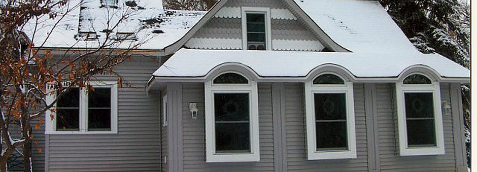 Siding for a house in Longmont CO | Front Range Siding | Longmont, Co
